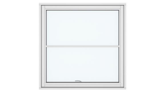 Top Guided Windows One Opening Sash